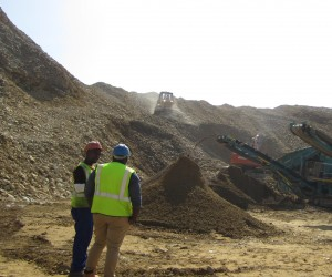 Image 3- Screening operations to increase gold yield..JPG