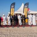 L-R - Steven Meyrick,Haytham Zahid,Majid Zahid,Usman Mahmood,Fahad Zahid (Chairman) with DWC execs Justin Wilshaw, Tariq Albadri, Mohsen Ahmad.jpg