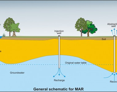 General schematic for MAR